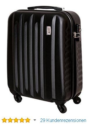 Handgepäck Hartschalen Koffer Trolley