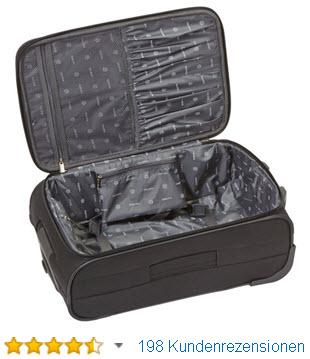 Travelite Handgepäck Koffer Kabinentrolle BordrollerORLANDO