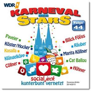 Deutsche Karneval Musik CD
